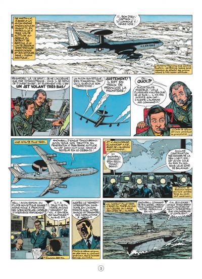 Page 3 buck danny tome 44 - les agresseurs