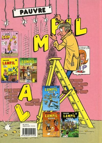 Dos Pauvre Lampil tome 6