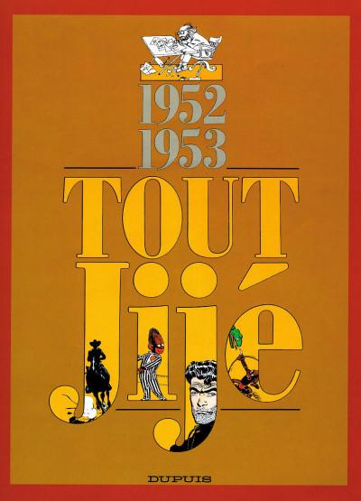 image de tout Jijé tome 2 - 1952-1953