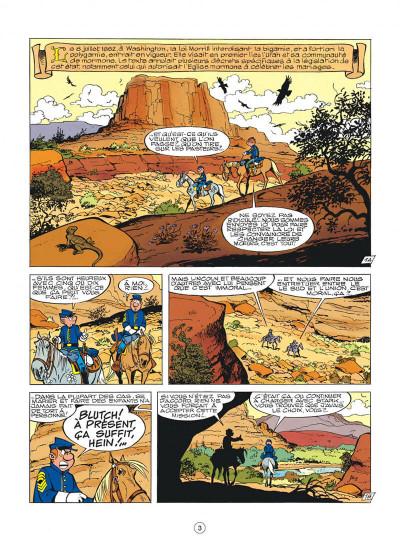 Page 3 les tuniques bleues tome 33 - grumbler et fils