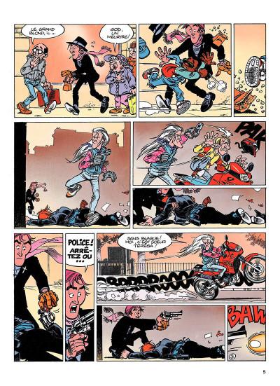 Page 4 soda tome 4 - dieu est mort ce soir