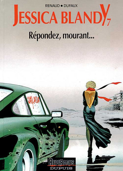 Couverture Jessica Blandy tome 7