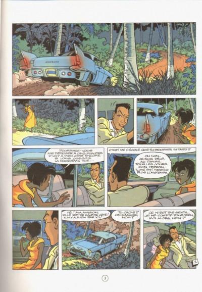Page 1 Jimmy Tousseul tome 6 - la loi du solitaire