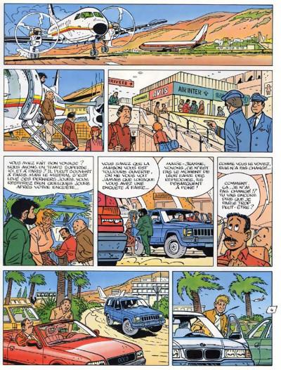 Page 6 tif et tondu tome 41 - a feu et a sang