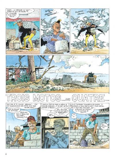 Page 4 Jeremiah tome 17 - trois motos... ou quatre