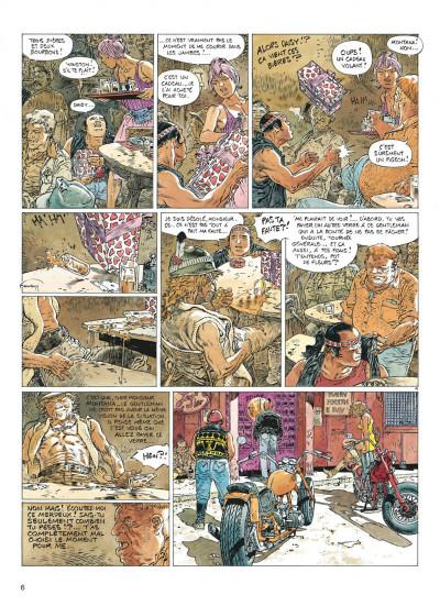 Page 6 Jeremiah tome 17 - trois motos... ou quatre