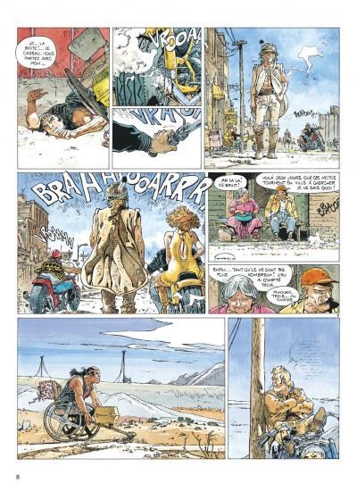 Page 8 Jeremiah tome 17 - trois motos... ou quatre
