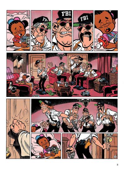 Page 2 soda tome 5 - fureur chez les saints