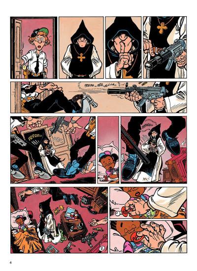 Page 3 soda tome 5 - fureur chez les saints