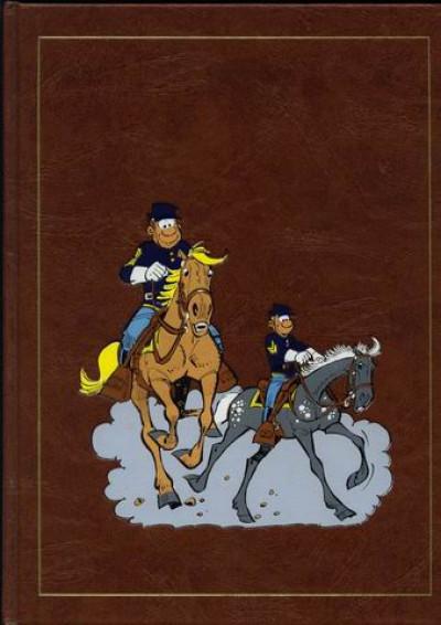 Couverture Les Tuniques bleues (Rombaldi) tome 4