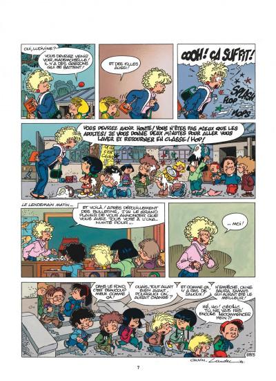 Page 7 cédric tome 7 - pépé se mouille