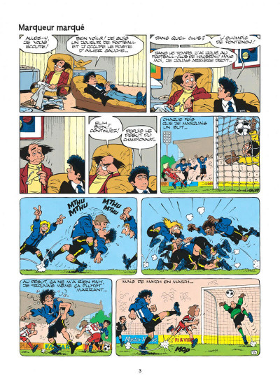 Page 3 les psy tome 1 - quel est votre problème ?