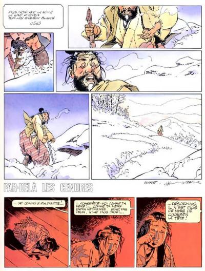 Page 3 Kogaratsu tome 5 - par-delà les cendres