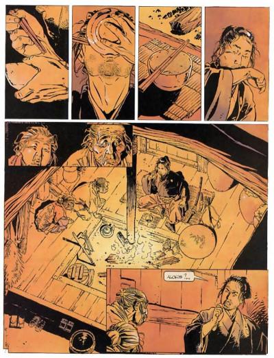 Page 4 Kogaratsu tome 5 - par-delà les cendres