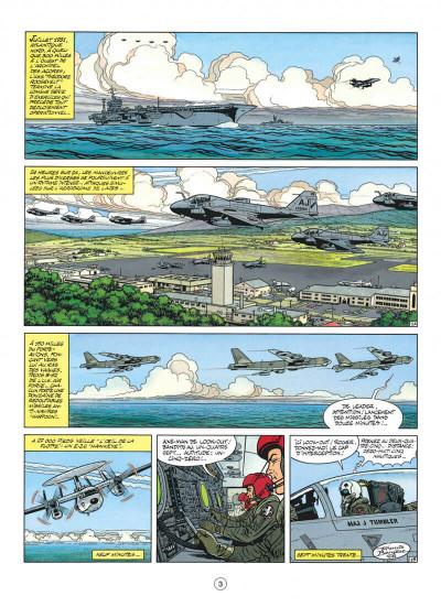 Page 3 buck danny tome 45 - les secrets de la mer noire