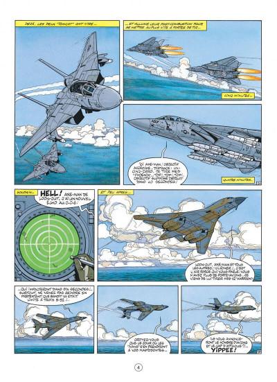 Page 4 buck danny tome 45 - les secrets de la mer noire