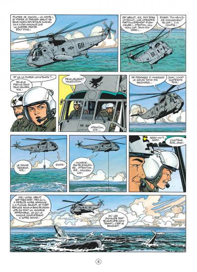 Page 6 buck danny tome 45 - les secrets de la mer noire