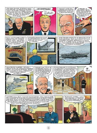 Page 8 buck danny tome 45 - les secrets de la mer noire