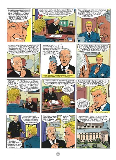Page 9 buck danny tome 45 - les secrets de la mer noire