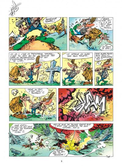 Page 3 pierre tombal tome 11 - la défense des os primes
