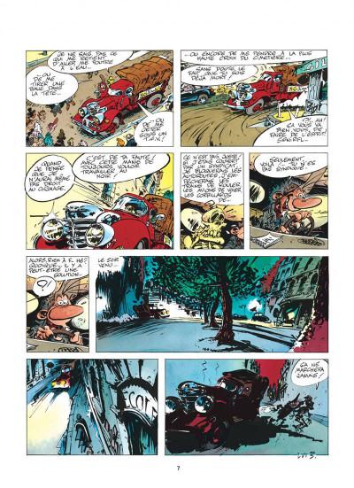 Page 7 pierre tombal tome 11 - la défense des os primes