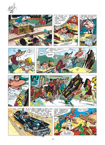 Page 9 pierre tombal tome 11 - la défense des os primes
