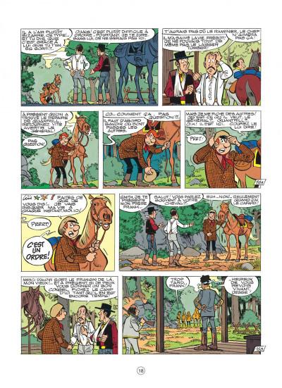 Page 8 les tuniques bleues tome 36 - quantrill
