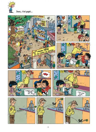 Page 7 cédric tome 8 - comme sur des roulettes