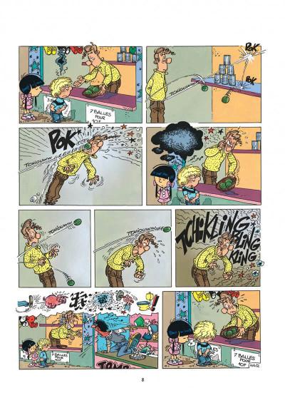 Page 8 cédric tome 8 - comme sur des roulettes