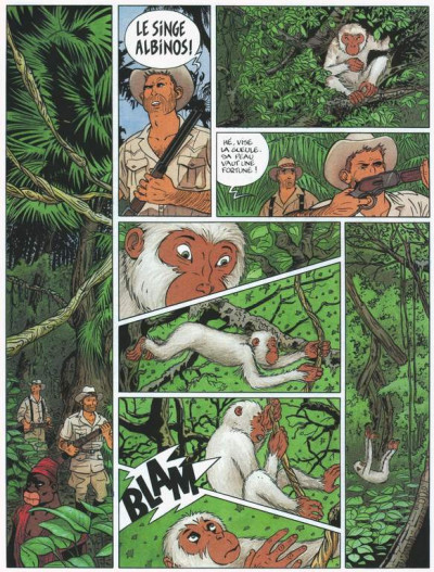 Page 1 Jimmy Boy tome 5 - le chat qui fume
