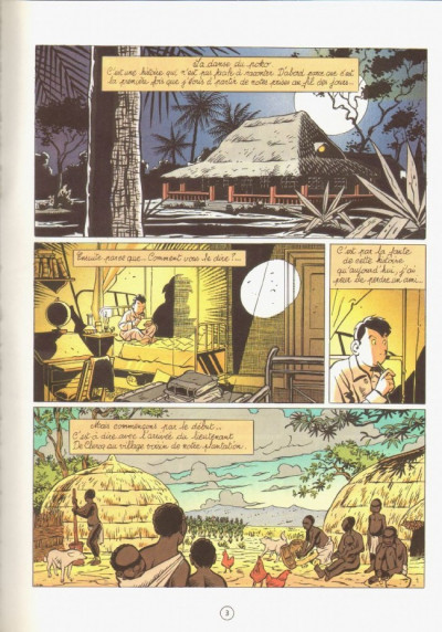 Page 1 Alice et Léopold tome 5
