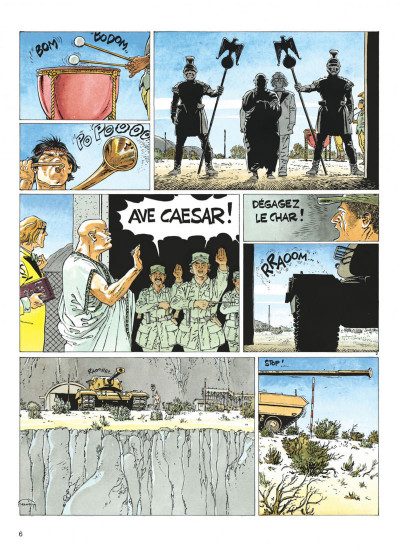 Page 6 jeremiah tome 18 - ave caesar