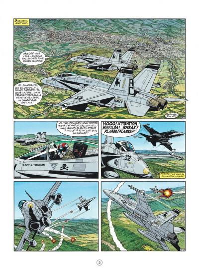 Page 3 buck danny tome 46 - l'escadrille fantôme