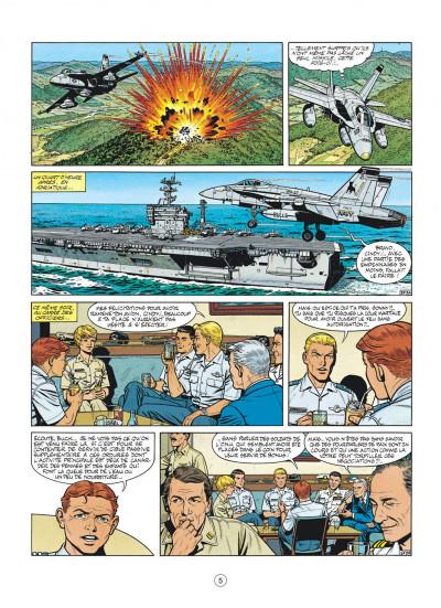 Page 5 buck danny tome 46 - l'escadrille fantôme