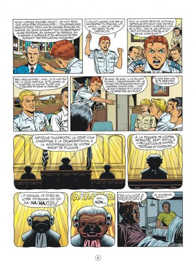 Page 6 buck danny tome 46 - l'escadrille fantôme