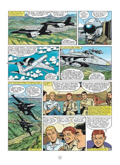 Page 8 buck danny tome 46 - l'escadrille fantôme