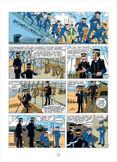 Page 4 les tuniques bleues tome 37 - duel dans la manche
