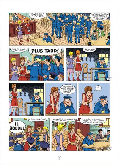 Page 7 les tuniques bleues tome 37 - duel dans la manche