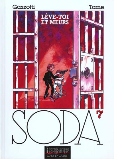 Couverture soda tome 7 - lève toi et meurs