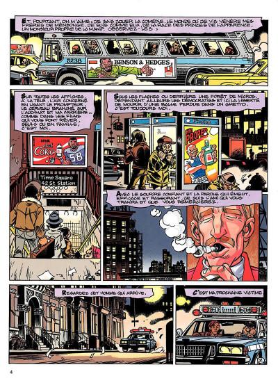 Page 3 soda tome 7 - lève toi et meurs