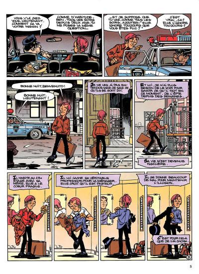 Page 4 soda tome 7 - lève toi et meurs
