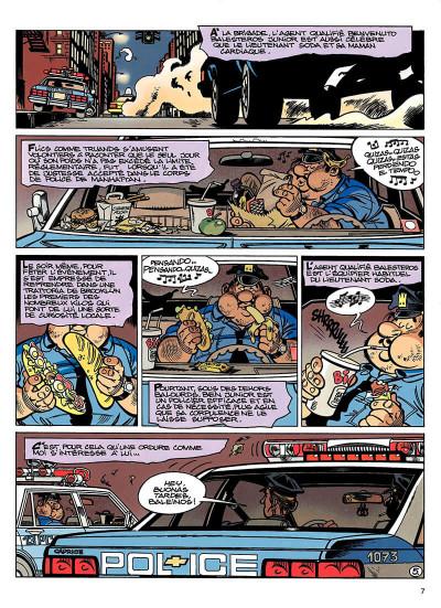 Page 6 soda tome 7 - lève toi et meurs