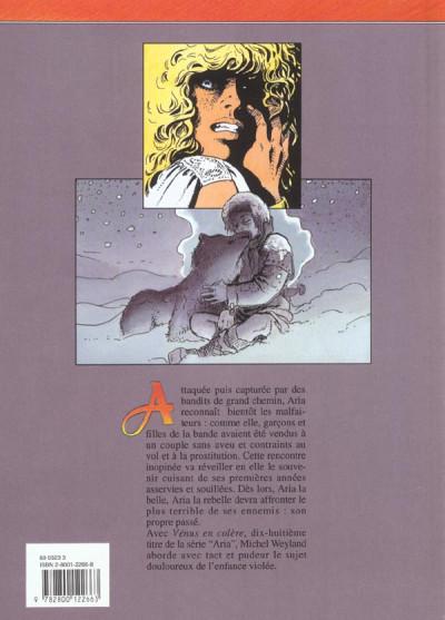 Dos aria tome 18 - vénus en colère