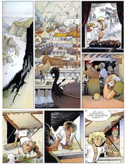 Page 1 aria tome 18 - vénus en colère