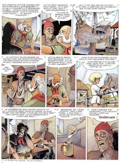 Page 2 aria tome 18 - vénus en colère