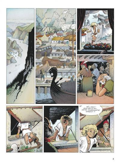 Page 3 aria tome 18 - vénus en colère
