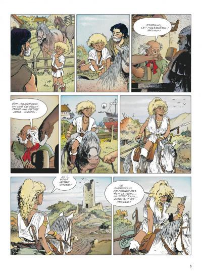 Page 5 aria tome 18 - vénus en colère