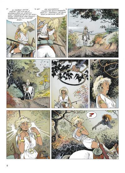 Page 6 aria tome 18 - vénus en colère