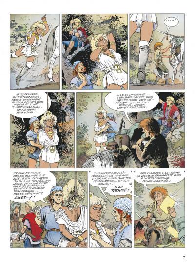 Page 7 aria tome 18 - vénus en colère