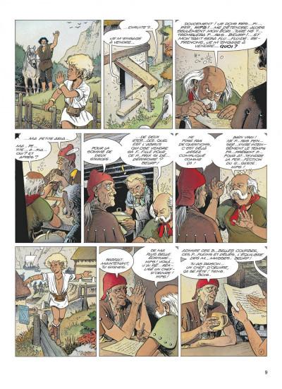 Page 9 aria tome 18 - vénus en colère